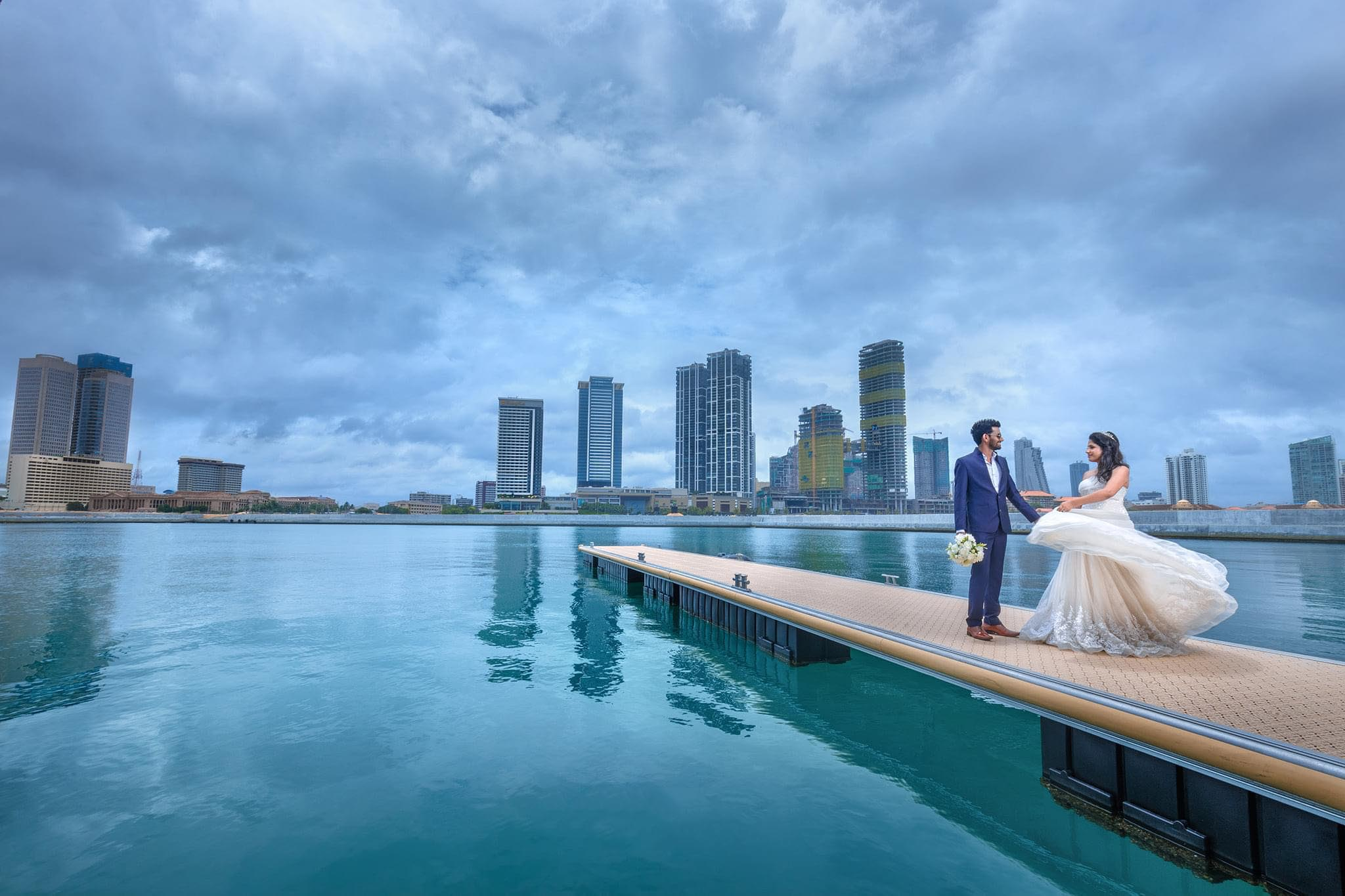 Photoshoots-venues-in-Colombo-Port-City 2